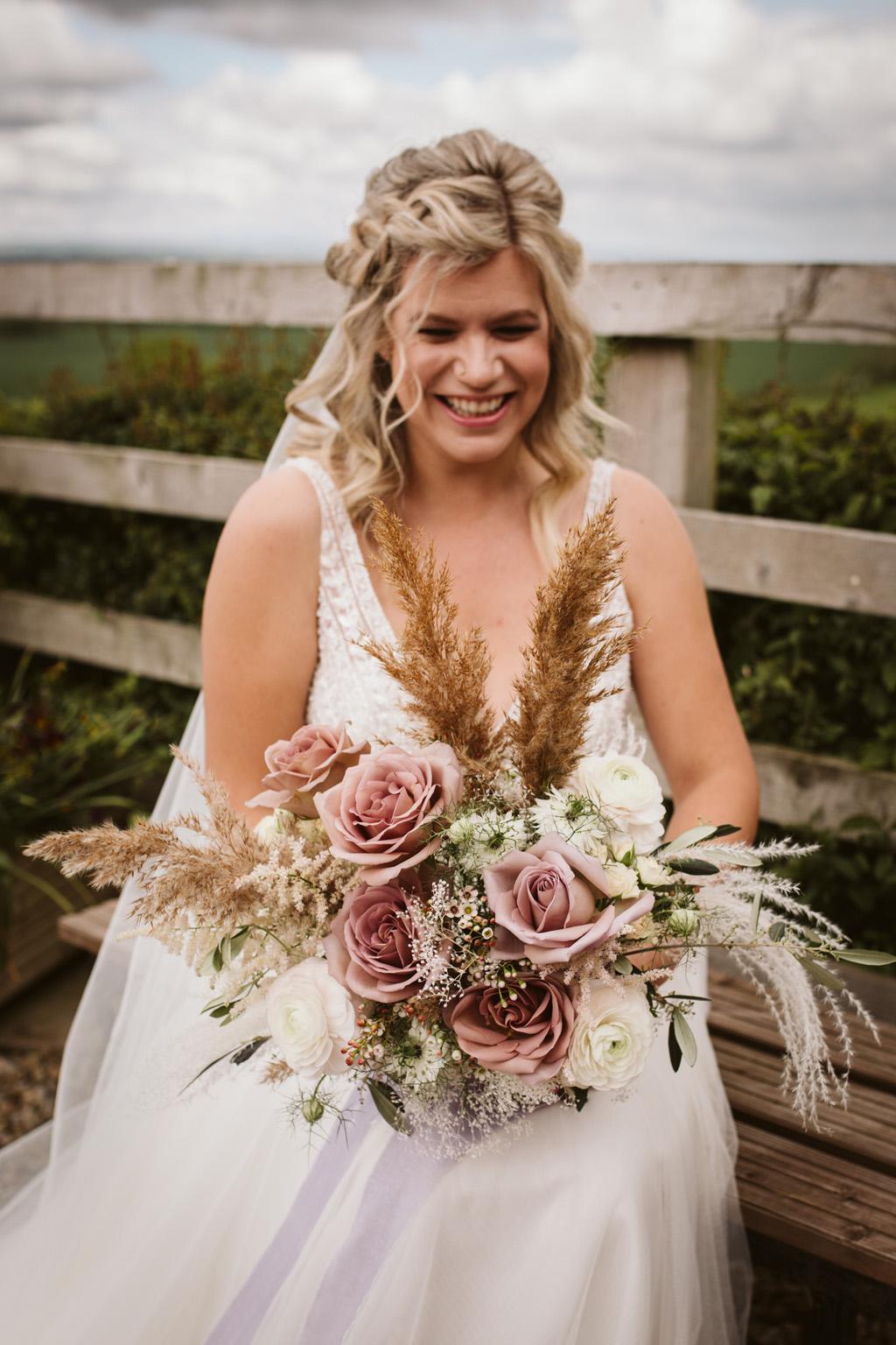 Yorkshire wedding and bridal prep photography by Hannah Brooke