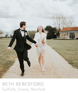 Suffolk wedding photographer Beth Beresford Photography