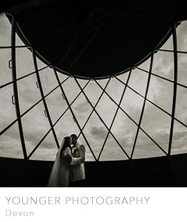 Devon wedding photographers Younger Photography
