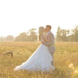 Meg and David's beautiful sunny Rockbeare Manor wedding with Evolve Photography
