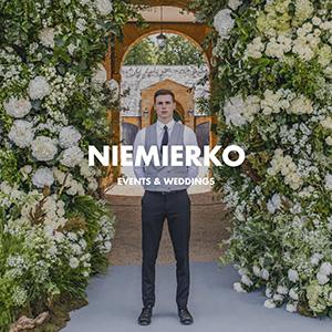 Top UK wedding planner Niemierko