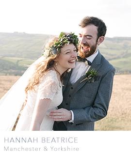 Hannah Beatrice wedding photography