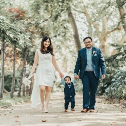 Rey & Roanne's chic and timeless Camden wedding with Trilion Productions