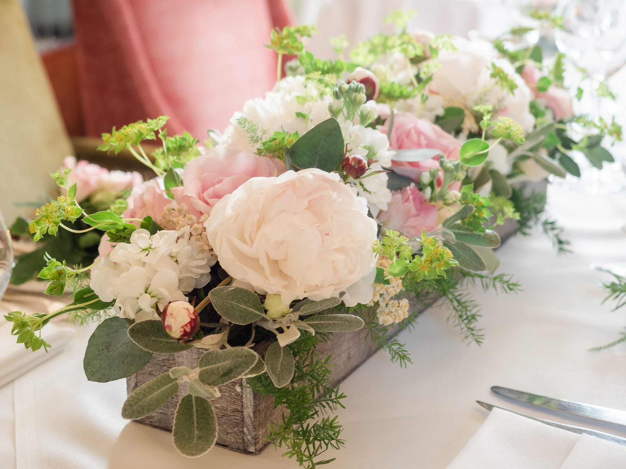 Classic traditional and romantic wedding styling with Dom Brenton Photography