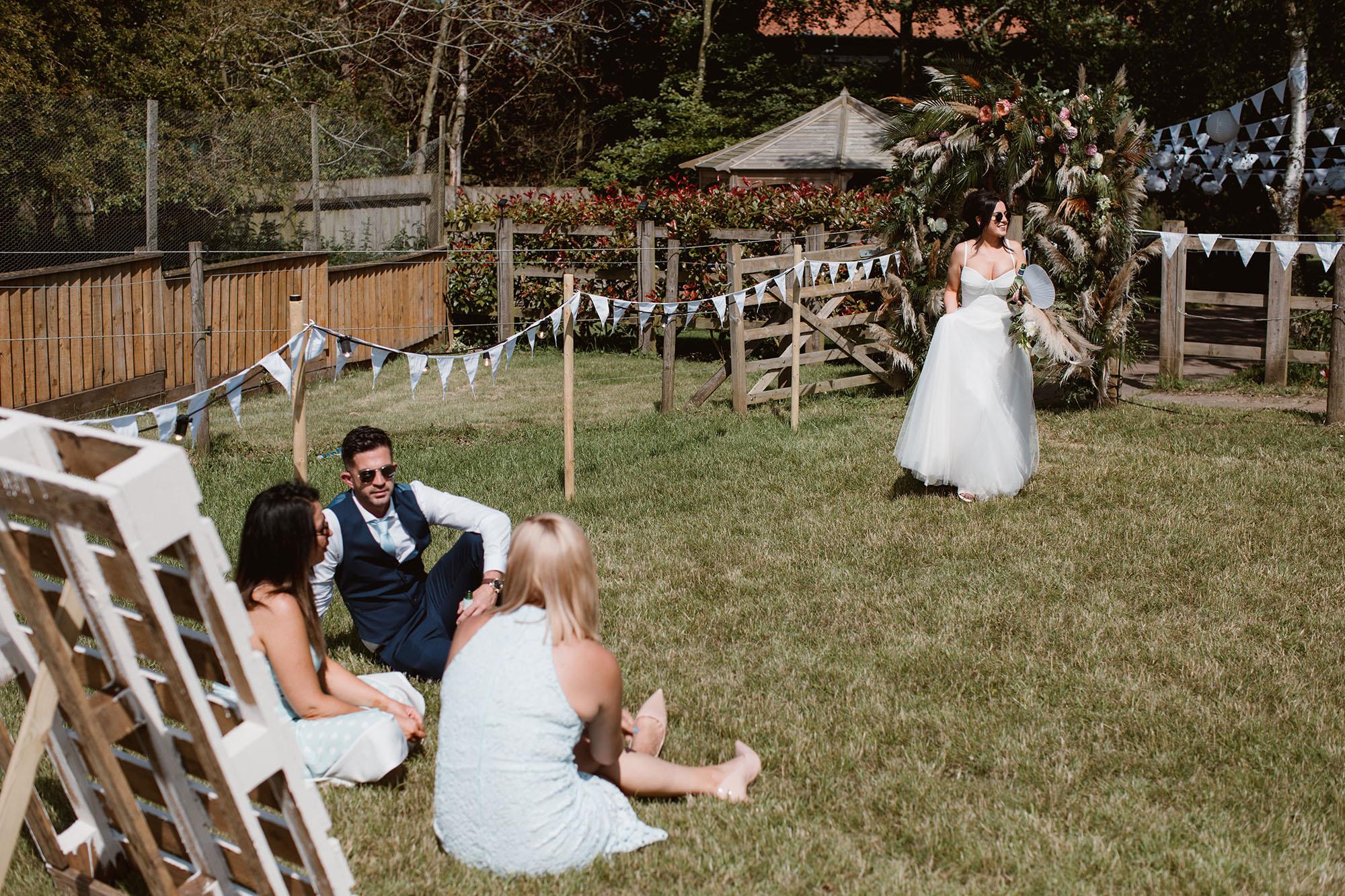 Wedding image by Luke Hayden Photography