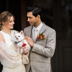 An Indian Summer: beautifully creative fusion wedding style inspiration