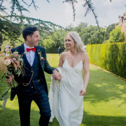 Tommy & Sarah's elegant, rustic Holdenby House wedding with Damien Vickers Photography